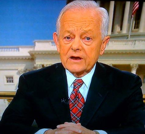 "Bob Schieffer on ""Face the Nation"""
