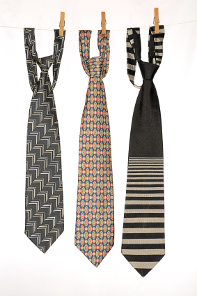 necktie storage ideas
