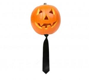 Necktie pumpkin